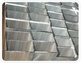 317l Stainless Steel Seamless rectangular Tubing