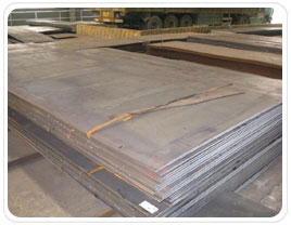 Steel Plate Industrial Plates manufacturer & supplier