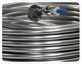 Stainless Steel 316L Seamless Coiled Tubing