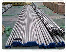 Stainless steel pipes manufacturer & supplier