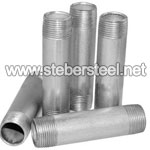 ASTM A403 WP317L SS Pipe Nipples