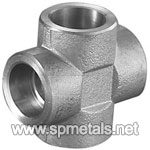 ASTM A182 SS 317L Forged Socket Weld Cross manufacturer