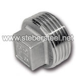 ASTM A182 SS 317L Square Plug manufacturer