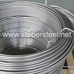 317L Stainless Steel Coil Tubing Heat Exchanger Manufacturer