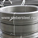 Stainless Steel Seamless Instrument Coiled Tube 1/2 INCH TP317L Bright Annealed Manufacturer