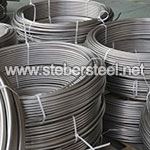 317L 15.88mm Precision Coiled Tubing Bright Annealed Manufacturer