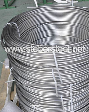 317L Stainless Steel Coiled Tubing Manufacturer