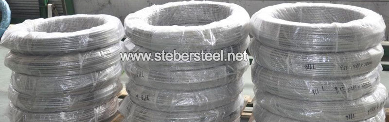 317L Stainless Steel Coiled Tubing Packed