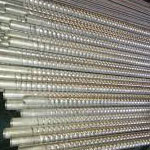 317L Stainless Steel Seamless Corrugated Pipe