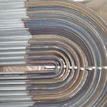 TP317L ASTM A269 Seamless U Bent Heat Exchanger Tubing