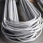 TP317L Heat Exchanger Stainless Steel U Bend Tubing