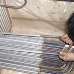 TP317L Stainless Steel Condenser U Bend Tubing Supplier