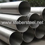 SCH 20 ASTM A249 TP317L Stainless Steel Welded Pipe suppliers