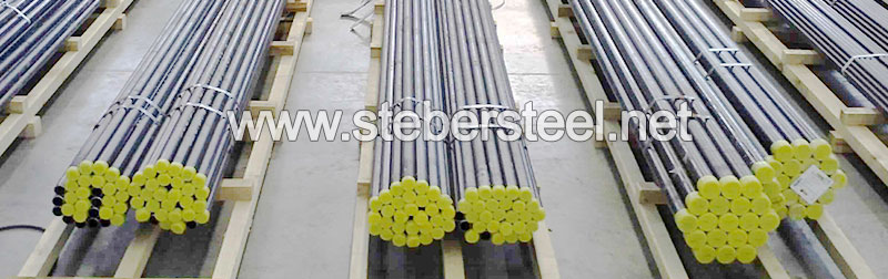 ASTM A249 TP317L Stainless Steel Welded Pipe Packed