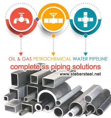 Stainless Steel Pipe Supplier in UAE| SS Seamless Pipe Distributor