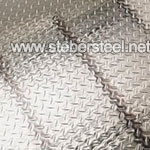 317L Stainless Steel Chequered Plate suppliers
