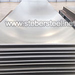Mirror Polish Stainless Steel Plate type 317L suppliers
