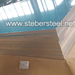 Alloy 317L Stainless Steel Hot Rolled Plate suppliers